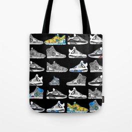Seek the Sneakers Tote Bag