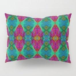 Varietile 50 (Pyramitiles 2 & 5 Repeating) Pillow Sham