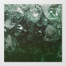 Emerald Gem Canvas Print