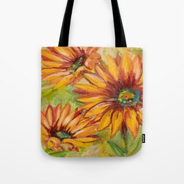 Flower love Tote Bag