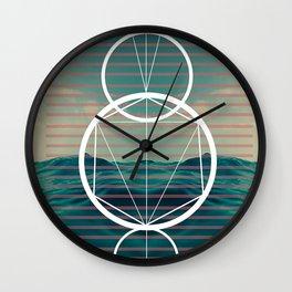 Dark but that light Wall Clock