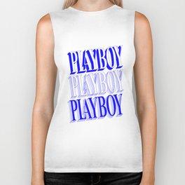 Play boy Biker Tank