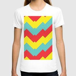 Motif minimaliste 7 T-shirt