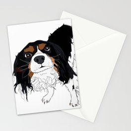 King Charles Cavalier Dog Stationery Cards