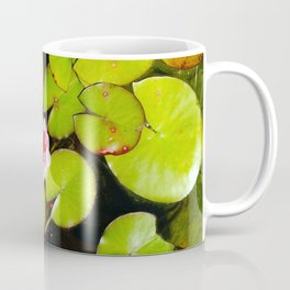 Dreaming Lotus Coffee Mug