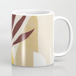 The Shapes of Nature 1 Earthy Coffee Mug