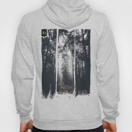 Dark paths Hoody