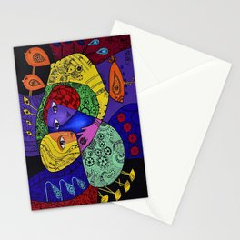El Abrazo Stationery Cards