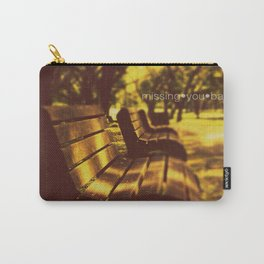 Missing you Badly! Carry-All Pouch