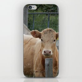 The Cow iPhone Skin