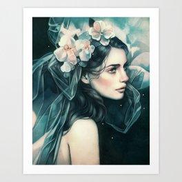 Guise Art Print