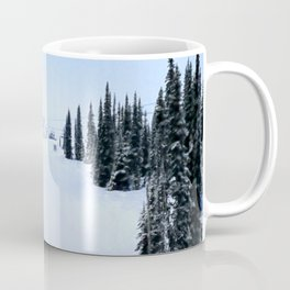 Fresh morning powder Coffee Mug