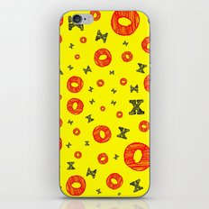 Hugs & Kisses  |  X's & O's  |  Sketch Letters iPhone & iPod Skin