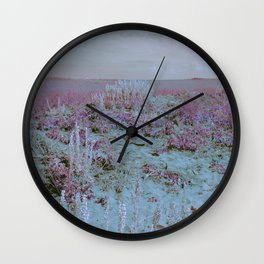 Old Earth Synthesis Wall Clock
