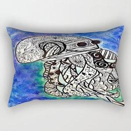 No. 2  Rectangular Pillow