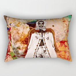 Energy and Annunciation Rectangular Pillow