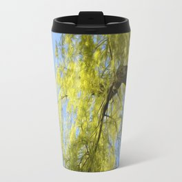 Whispering Willow Travel Mug