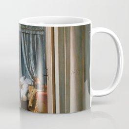 "Jan Steen ""Woman at her Toilet"" Coffee Mug"