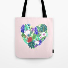 Flourish Where You Are Tote Bag