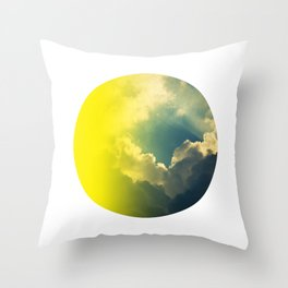 Geoform 1 Throw Pillow