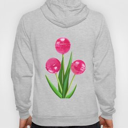 LOLLIPOP TULIPS Hoody