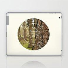 Forward is the way to go Laptop & iPad Skin
