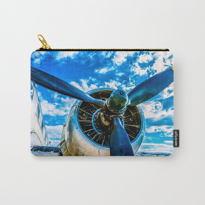 Aviation forever Carry-All Pouch