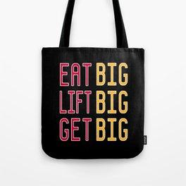 Big x 3 (#8) Tote Bag