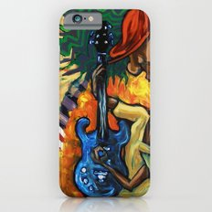 Canned Jazz iPhone 6s Slim Case