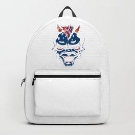 Blue Demon Backpack
