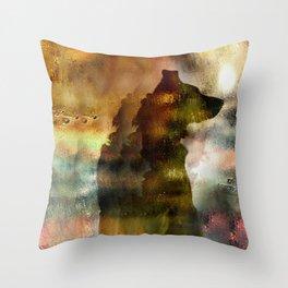 Kipper1 Throw Pillow