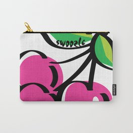 Cherry Swoozle Carry-All Pouch