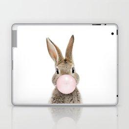 Bubble Gum Bunny Laptop & iPad Skin