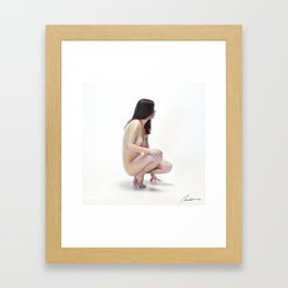 Natasha Framed Art Print