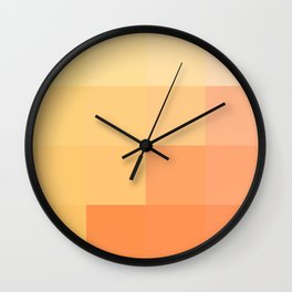 The Summer Sphere Wall Clock