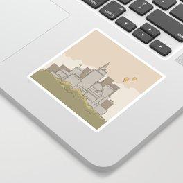 City #3 Sticker