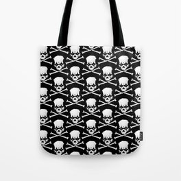 Arrive. Raise Hell. Leave. Tote Bag