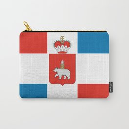 flag of Perm Carry-All Pouch