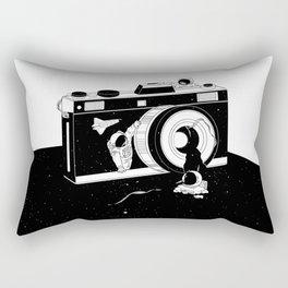 Captured Universe Rectangular Pillow