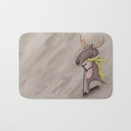 mad moose Bath Mat