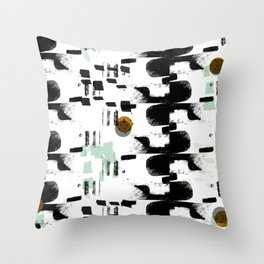 Safety Catch Throw Pillow