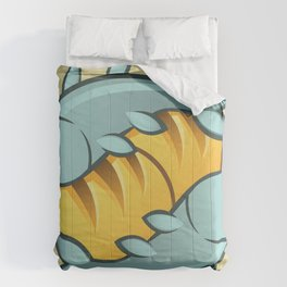 Loaves and Fishes I Comforters