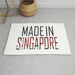 Made In Singapore Rug