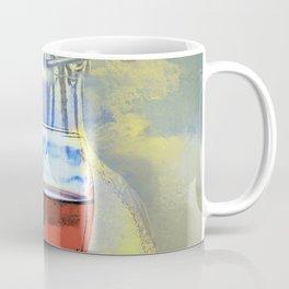 Enchanted Evening Blues Coffee Mug