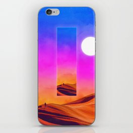 That which preceds everything iPhone Skin