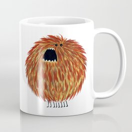 Poofy Chewbacca Coffee Mug
