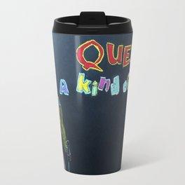 Freddie & Mercury A kind of Magic Tribute Travel Mug