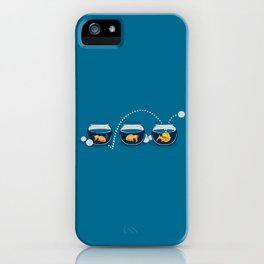 Prepared Fish iPhone Case
