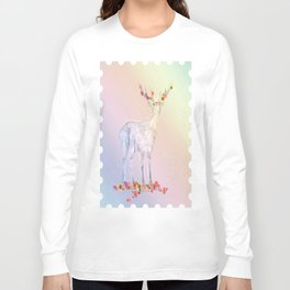Poetry pic Long Sleeve T-shirt