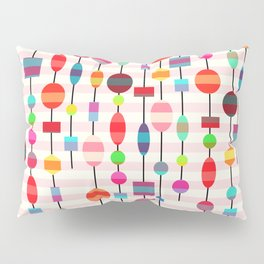 Colorful pearls Pillow Sham